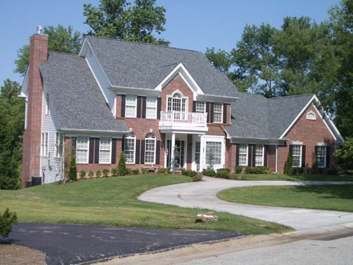 Residential projects for Residential architects st louis mo